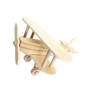 Easy-Line dubbeldekker vliegtuig