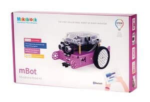 Makeblock mBot V1.1 (Bluetooth) pink