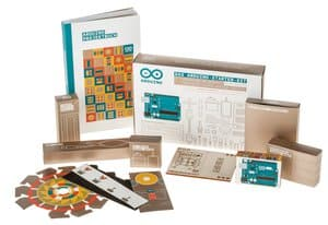 ARDUINO® Starter Kit  - Engelse versie