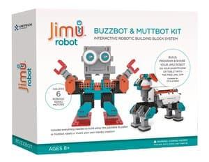 UBTECH JIMU Buzzbot & Muzzbot