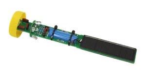 Recycling solar PET-fleslamp soldeerset