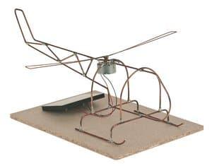 Solar-Hubschrauber (2-teiliger Bausatz)
