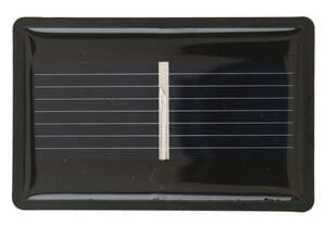 Zonnecellen, 200 mA - 0,5 V