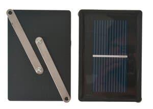 Solarzellen 800 mA - 0,5 V, 10 Stück