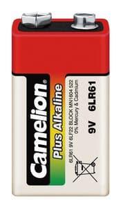 Batterie - Blockbatterie Alkaline 9 V