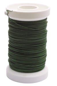 Binddraad, ø 0,35 mm, 100gr., groen