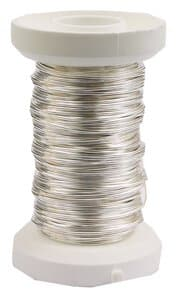 Fil argenté, Fil..., 0,60 mm x 18 m (øxL)