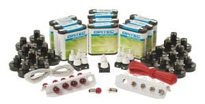 Set électrique de 10 circuits -Set écono...