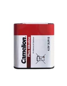 Batterie - Flachbatterie Alkaline 4,5 V