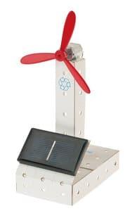 TechCard solar windmolen