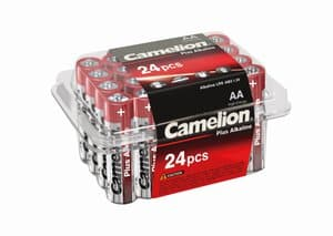 Camelion batterijen LR06 (AA),  24 stuks