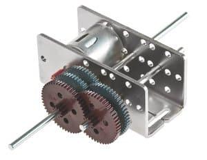 Metallwinkel-Getriebemotor-Werkpackung