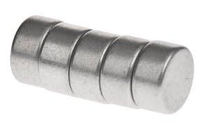 Aimants ronds Neodym, 8 x 4 mm (øxH)