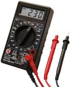 Digitale Multimeter 2182