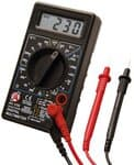 Digitale Multimeter 2182