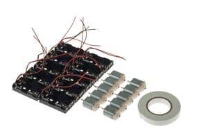 OPITEC Motor-Set, 21 Teile