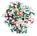 Chinchetas marcadoras, colores surtidos, 125 ud.