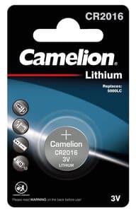 Pile bouton Lithium Camelion 3V