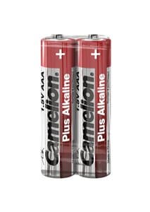 Camelion Plus Alkaline 1,5V 2 St.(Micro=LR03=AAA)