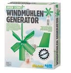 Green Science - Windmühlen Generator