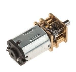 Aandrijfmotor HFN20-12, mini  1-6V