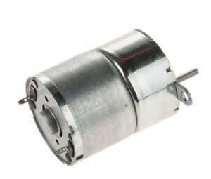 Aandrijfmotor HR 300-25, groot
