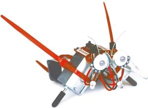 Mini robot VARIKABO - soldeer bouwpakket