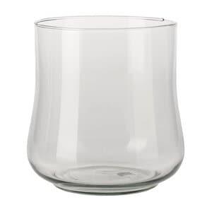 Glazen vaas (22 x 23 cm)