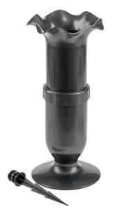 Kunststoff-Grabvase   (165 x 270 mm)