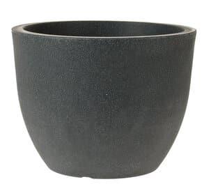 Bac plantes en plastique, 300 x 230 mm, noir