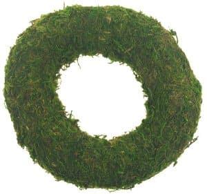 Anneau en mousse, 150 x 30 mm, vert