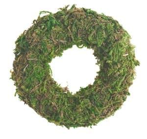 Anneau en mousse, 80 x 15 mm, vert