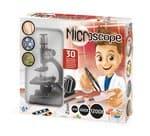BUKI Mikroskop + 30 Experimente