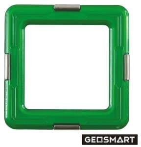 GeoSmart vierkanten, 6 stuks