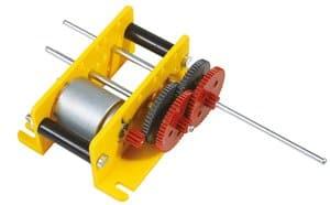 Getriebemotor-Werkpackung