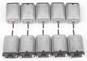 Zonnecelmotor FF 130 SH, 10 stuks
