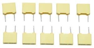 Condensateurs , Pour un usage..., 0,15   µF