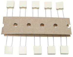 Condensador cerámico, 10 ud. 0,47 µF