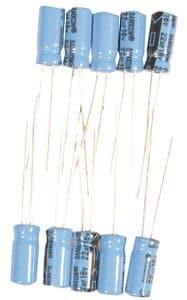 Condensateurs électrolytiques , 22  µF