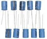 Elco's (470 µF/16V) 10 stuks