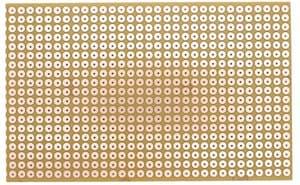 Lötpunktraster 100 x 160 mm (5,08 mm rund)