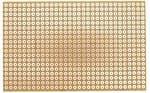 Pletina de puntos 5,08 mm - 100 X 160 mm, redondos