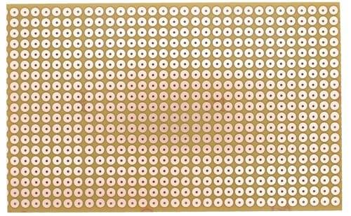 plaques d 39 essai en bak lite quadrillage points opitec. Black Bedroom Furniture Sets. Home Design Ideas