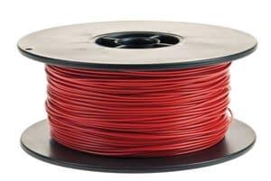 Fil de câblage multibrins, Sect..., rouge