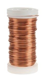 Fil en cuivre émaillé , 0,5 mm (ø),..., 50 m