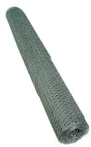 Kippengaas, zeshoekig gaas (10 m x 1m) op rol
