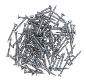 Spaanplaat schroeven (3 x 25 mm) 100 stuks