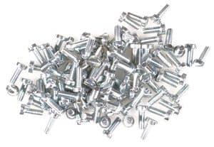 Bouten, cilinderkop (M3 x 8 mm) 100 stuks