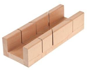 Boîte à onglets professionnelle en bois,