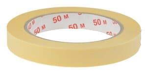 Crêpe plakband (50 m x 15 mm)